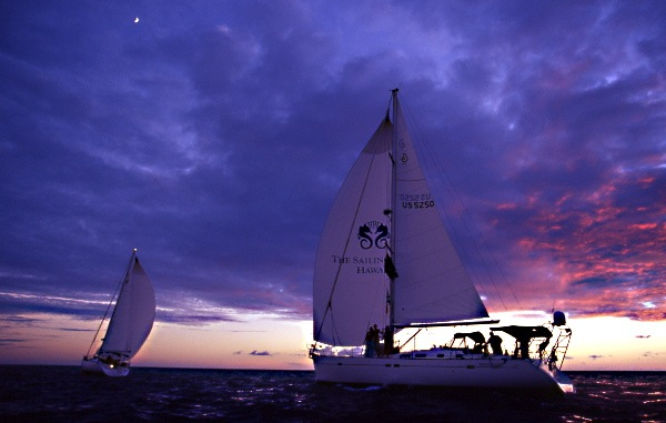 Sail Hawaii Charters with Us!