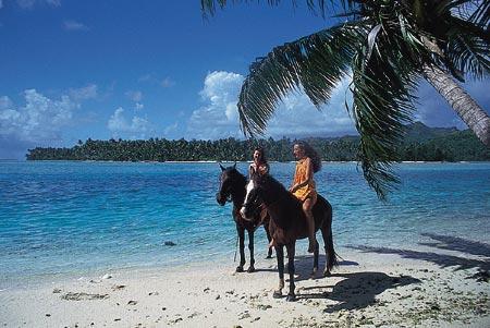 Horseback Riding Tours New Zealand