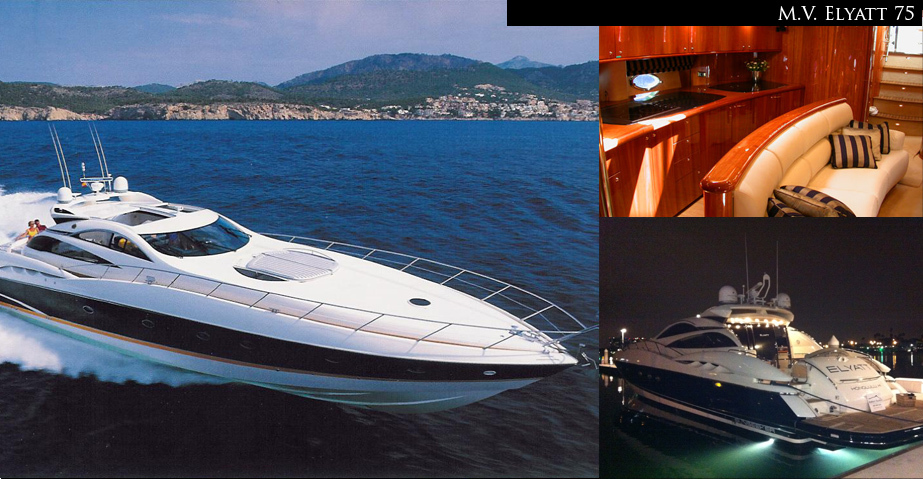 The Sunseeker Predator 75 is revered by the most discerning yacht owners as ...